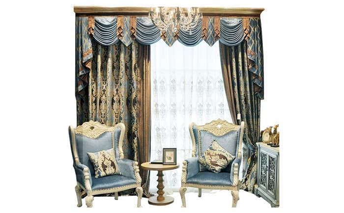 金艺涛欧式窗帘有哪些种类